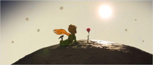 Le Petit Prince et sa rose