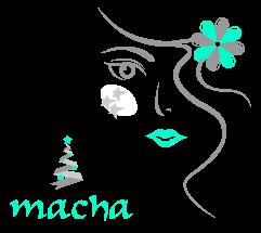 Macha turquoise