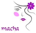 Macha violet